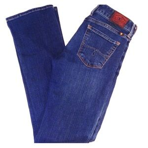 Lucky Brand  Lolita Boot Skinny jeans